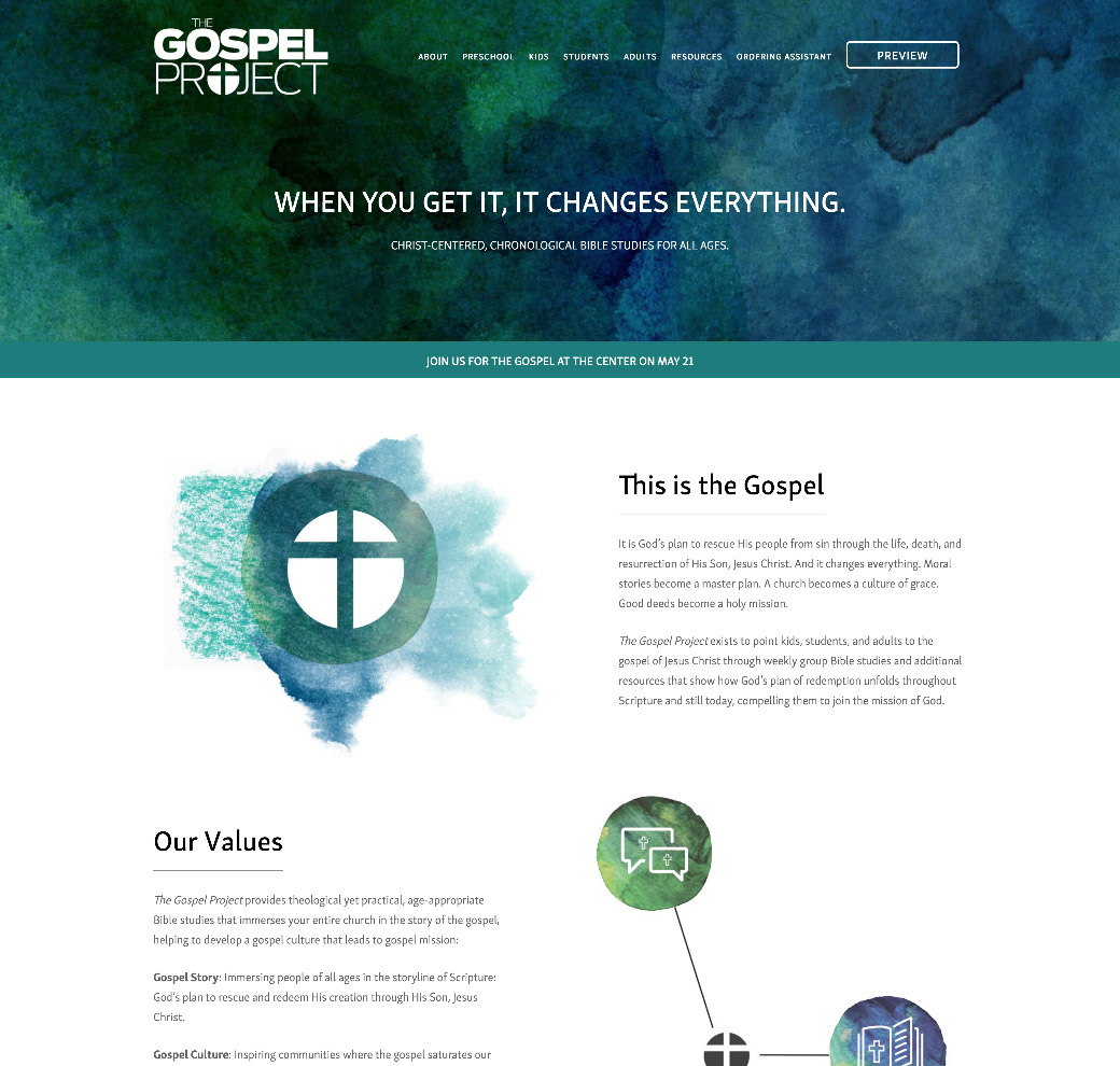 The Gospel Project 2018 Desktop Version